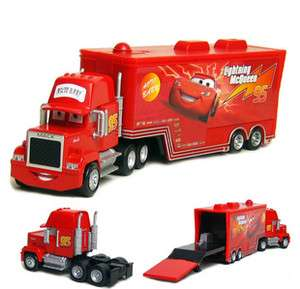 Disney Moive Cars The MACK TRUCK 22CM LOOSE
