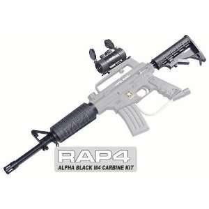 US Army Alpha Black M4 Carbine Kit (Marker NOT included