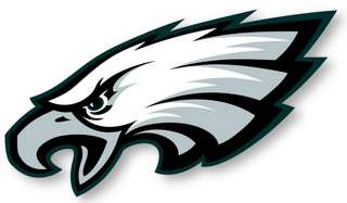 PHILADELPHIA EAGLES  NFL Logo wall,window,sticker,decal