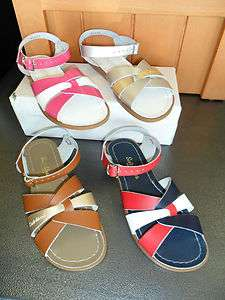 MADE CUSTOM SALT WATER SANDALS FOR ADULTS/ WOMEN/ KIDS/ GIRLS/ YOUTH