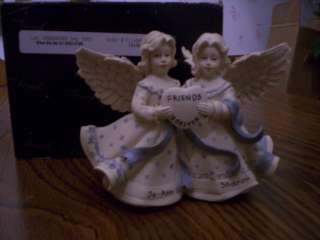 Sarahs Angels Best Friends Forever Figurines