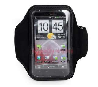 Black Sport Arm Band Case Cover Samsung i997 infuse 4G