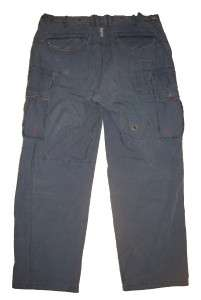 145.00 POLO RALPH LAUREN MENS DISTRESSED CASUAL CARGO PANTS