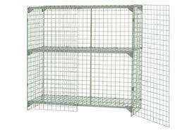 Wire Mesh Security Cage 36x24x36