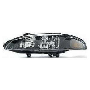 97 99 MITSUBISHI ECLIPSE HEADLIGHT LH (DRIVER SIDE) (1997