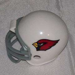 Arizona Cardinals Football NFL Riddell Mini Helmet