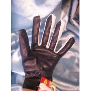 Small Batting Gloves Soft Leather Feel 6.5 Long