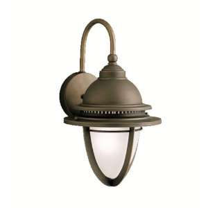 Kichler Lighting 9714OZ Centennial Light Outdoor Wall Lantern, Olde