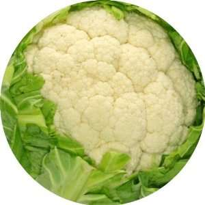 Cauliflower Art   Fridge Magnet   Fibreglass reinforced plastic