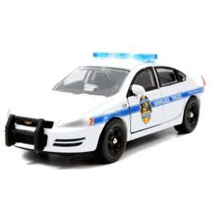 Jada 1/32 Honolulu Police Chevy Impala Toys & Games
