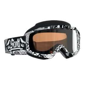 USA Hustle Snow Cross Goggles , Color Voodoo/Rose Lens 217784 2572004