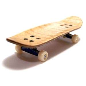 Complete Skate Graffiti Wooden Fingerboard Fast Ship