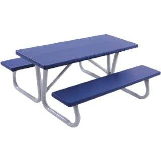 Patio Furniture & Accessories Tables Picnic Tables Metal