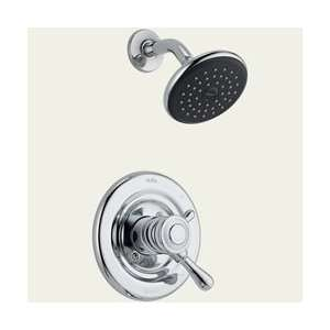 Delta Faucet T17278/DR10000UNBXT Leland Single Handle Shower Faucet