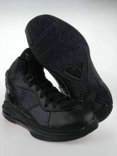 NIKE LEBRON 8 GS NEW Boys Grils Kids Black Basketball Shoes Size 6.5Y