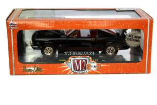 M2 Machines ~DETROIT MUSCLE~ 1966 Ford Mustang Fastback GT *Chase