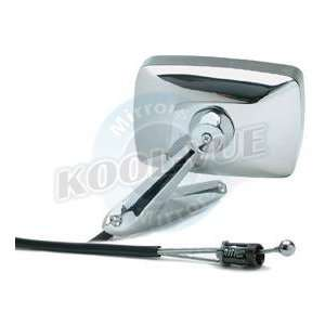 Kool Vue FD17L Manual Remote Driver Side Mirror Assembly