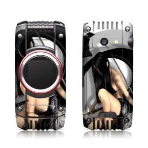 Josei 2 Design Protective Skin Decal Sticker for Casio GzOne Ravine 2