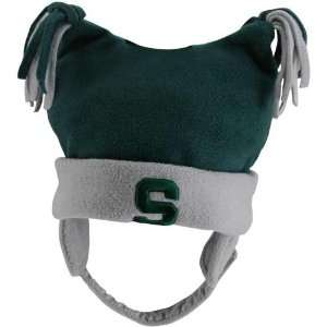 NCAA New Era Michigan State Spartans Infant Green Gray