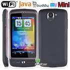 G700 Dual Sim Touch Screen China Mobile Phone Wifi TV JAVA black