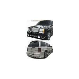 02 06 Cadillac Escalade EXT EVO 5 Body Kit  Fiberglass  Automotive