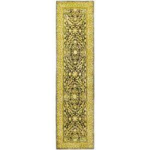 Safavieh Silk Road Brown & Ivory 2 Ft. 6 In. X 8 Ft. Runner SKR213F 28