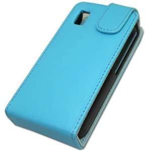 PU Flip leather Case Cover Pouch For Samsung S5230 KC
