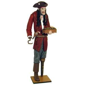 Captain Flog Em Animated Prop, 802031