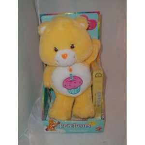 Care Bears Plush Birthday Bear with VHS Video Tape Toys