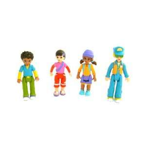 Fisher Price Sweet Streets Village School Figures Toys