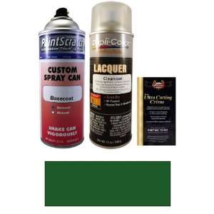 12.5 Oz. Dark Green (Canadian color) Spray Can Paint Kit
