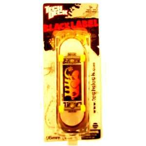 Tech Deck Holiday Exclusive Single Board BLACK LABEL Toys