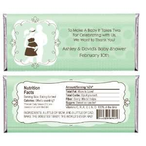 Baby   Personalized Candy Bar Wrapper Baby Shower Favors Toys & Games
