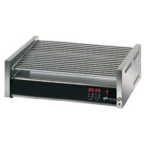 208/240 Volt Star Grill Max Pro 75CE 75 Hot Dog Roller Grill