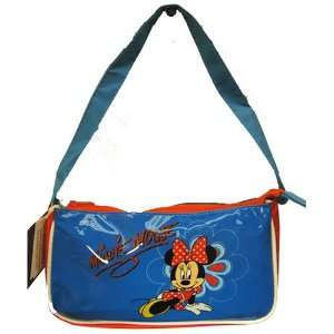 Disney Minnie Mouse Girls Purse Blue Toys & Games