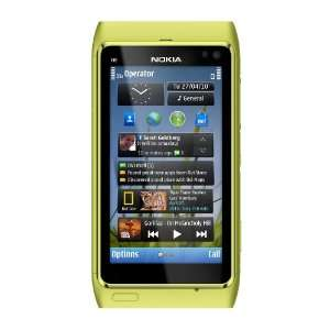 N8 Unlocked GSM Touchscreen Phone Featuring GPS with Voice Navigation