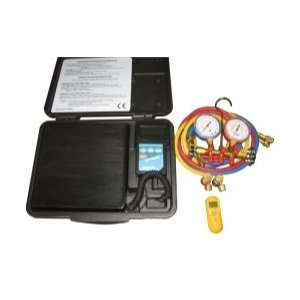 SCALE/GAUGE/THERM KIT by FJC, Inc.