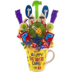 Tool Time Dad Lollipop Bouquet