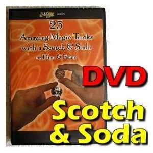 Royal Magics 25 Amazing Magic Tricks with Scotch & Soda