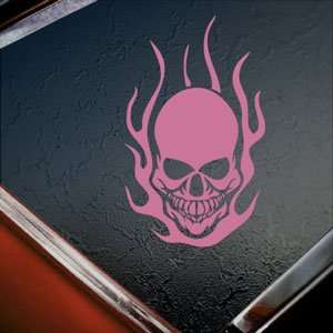 DEATH Pink Decal Truck Window Pink Sticker Arts, Crafts & Sewing