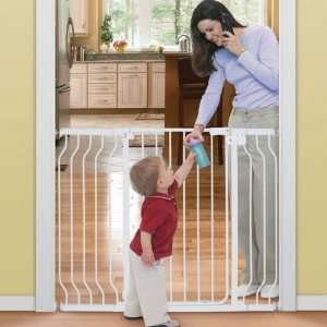 Summer Infant Sure And Secure™ Tall Walk Thru Gate Baby