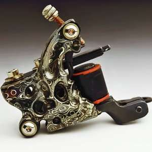 Copper Frame 10 Wrap Coil Tattoo Machine Liner