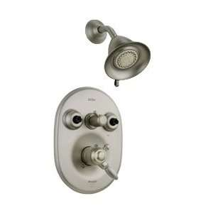 Delta Faucet T18255 NN/DR18224 Victorian Single Handle Shower Faucet