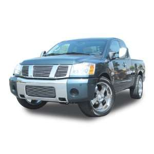 Bumper Billet Grille Insert   Horizontal, for the 2006 Nissan Titan