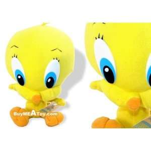 Baby Tweety Bird Plush Doll 9 Yellow Toys & Games
