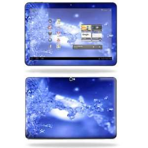 for Samsung Galaxy Tab 8.9 Tablet Skins Water Explosion Electronics
