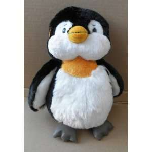 Webkinz Penguin Stuffed Animal Plush Toy   9 1/2 inches