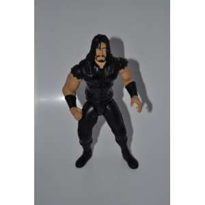 WWE WWF Wrestler Action Figure Titan Sports Inc Raw is War Everything