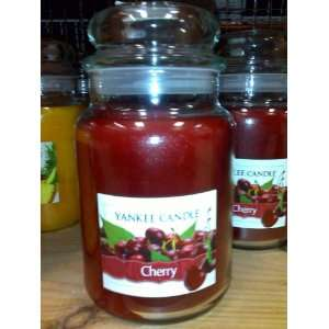 Yankee Candle Cherry Candle Large Jar