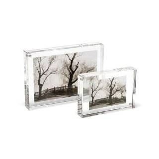 museum MAGNET FRAME by Canetti   4x6 The Original Magnet Frame Clear